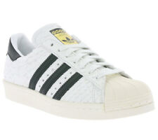 NEW adidas Originals Superstar 80s W Shoes Women's Sneaker Trainers White S76414