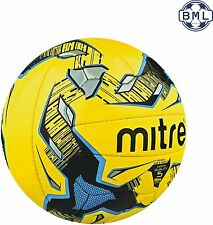 **40% DISCOUNT** MITRE ULTIMATCH FLUO MATCH FOOTBALL - SIZE 3