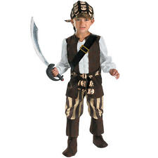 Rogue Pirate Halloween Costume - Toddler/Child Size