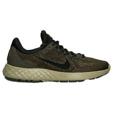 NIKE MENS LUNAR SKYELUX RUNNING DARK LODEN BLACK SHOES **FREE POST AUSTRALIA