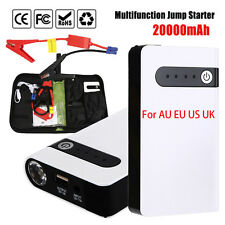 Minimax 20000mA Portable Car Jump Starter Power Bank Vehicle Battery Charger LOT