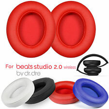 Replacement Ear Pad Cushion For by dr dre Studio 2.0 Wireless Headphones