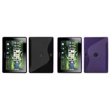 For BlackBerry Playbook TPU Rubber Skin Flexible Case Phone Cover