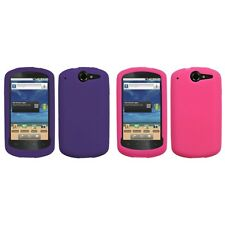 For Huawei Impulse 4G U8800 Silicone Skin Rubber Soft Case Phone Cover