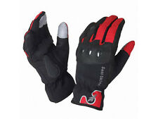 Sealskinz Performance Mountain Bike Waterproof and Breathable Cycle Glove Red