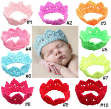 Toddler Baby Newborn Child Creative Crown Tiara Headbands Headband Hair band New
