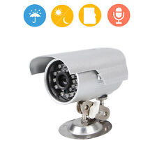 Reliable TF Card Slot CCTV DVR Infrared Dome Night Vision Home Security Camera