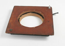LENS BOARD, 227MM SQUARE, ROUGHLY 140MM HOLE/168528