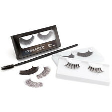 Eyelashes and Free Eyelash Adhesive, by Masquerade