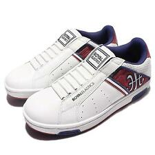 Royal Elastics Icon 1608 White Red Blue Mens Casual Shoes Sneakers 02063-015