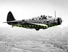 Douglas TBD Devastator Torpedo Bomber Photo USN NAVY Military Aircraft print