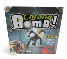 Patch Chrono Bomb! Game Ages 7+ For 1 or More Players