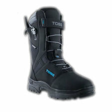 TOBE Contego Speed Quick-Lacing Waterproof Snowmobile Snow Boot