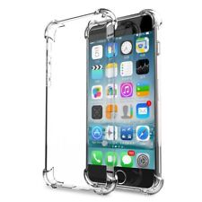 Apple iPhone 7 Plus Crystal Clear Shock Absorption TPU Bumper Slim Case Cover
