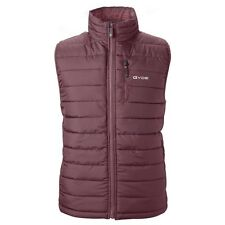 NEW $250 Mens Gyde Battery Powered By Gerbing Heated Calor Puffer Vest Purple