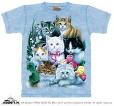 KITTENS ADULT T-SHIRT THE MOUNTAIN