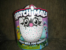 Hatchimals Pengualas Pink and Green Hatching Egg Toy Brand New Spin Master NEW