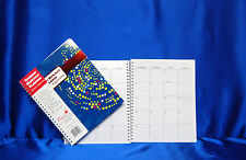 2013 - 2014 Month Academic Planner 5 x 8 Choose Style Next Day Ship 7/13 - 7/14
