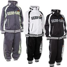 Boys Tracksuit Trackies Sports Suit Tracksuit Bottoms Sports Clothing Germany