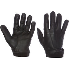 Protech Police & Military Duty Black Tactical Gloves W/ Neoprene Cuff All Sizes