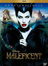 Maleficent (DVD, 2014) ANGELINA JOLIE, DISNEY MOVIE