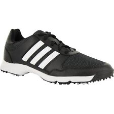ADIDAS TECH RESPONSE GOLF SHOES F33553 CORE BLACK/WHITE/CORE BLACK MENS
