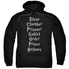 Harry Potter - Titles Officially Licensed Adult Hoodie