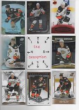 Anaheim Ducks LIQUIDATION BLOWOUT - Serial #'d - Rookie - Jersey - Auto - U-PICK