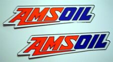 AMSOIL Racing Sponsor Stickers from Lucas MX Nationals & Monster Energy RARE