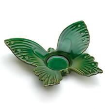 BULK LOTS Green Butterfly Stoneware Tealight Candle Holders