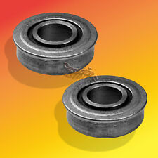 2 Hustler & MTD 1-3/4  X 3/4 Lutco,HD,Flanged Front Caster Wheel Bearing USA