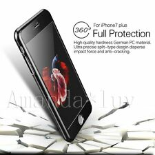Hybird 360° Hard Ultra Thin Electroplate Phone Case Cover For iPhone 6s 6 7 Plus