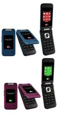 LOT OF 20 Kyocera S2400 CELL PHONE CDMA Virgin Mobil WITH DOORS USED WORKING USA