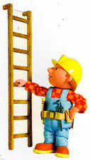 "6.5-10"" BOB THE BUILDER WALL SAFE STICKER  BORDER CUT OUT CHARACTER"