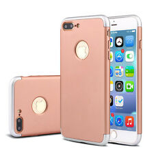 Luxury Hybrid Shockproof Hard Back Case Cover for Apple iPhone 7 6 6S Plus