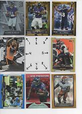 Baltimore Ravens LIQUIDATION BLOWOUT - Serial #'d - Rookies - Inserts - U-PICK