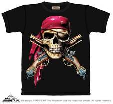 SKULL & MUSKETS CHILD T-SHIRT THE MOUNTAIN