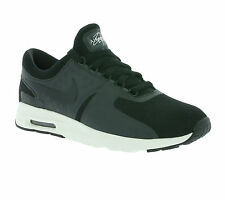 new NIKE W Air Max Zero Shoes Women's Sneaker Trainers Black 857661 002 SALE