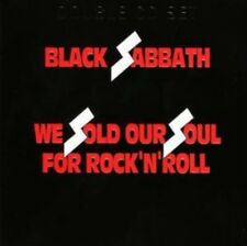 Black Sabbath - We Sold Our Soul For Rock 'n' Roll NEW 2 x CD