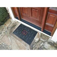 "Fanmats Medallion Sports NCAA Doormat Size: 19"" x 30"" Choose Your Team"