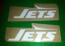 Throwback New York Jets Football Helmet Decals