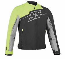 Speed and Strength Men's Hammer Down Textile Jacket Hi Vis Free Size Exchanges