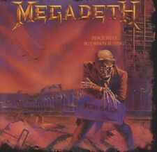 MEGADETH-PEACE SELLS (25TH ANNIVERSARY EDT.) (REMASTERED)-CD2 CAPITOL NEU