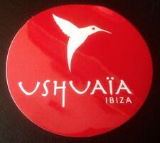 USHUAIA / SPACE / ZOO PROJECT STICKERS IBIZA CLUB POSTERS TECHNO HOUSE MUSIC DJ