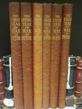 The Second World War In Pictures - 6 Books Collection! (ID:44102)