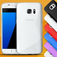 Protective sleeve for Samsung Galaxy Silicone Case Crystal Clear Backcover Case