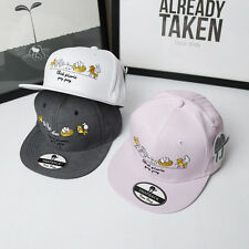 New Mens Womens Animals Printing Hip Hop adjustable Snapback Hat Baseball Cap