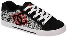 DC Women's Chelsea SE Shoe - Black / White / Red - New