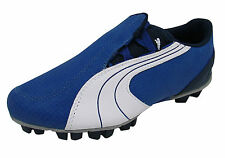Boys Puma HG Hard Ground Football Boots Junior Kids Soccer Boot Size UK 10-6