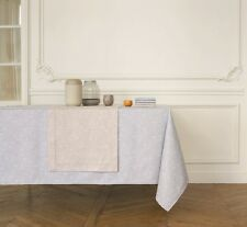 YVES DELORME ATRIO LINEN/COTTON TABLECLOTH